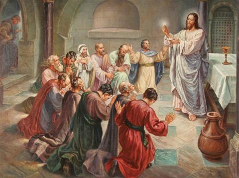 Rước Lễ quỳ bái gối là chọn con đường hẹp